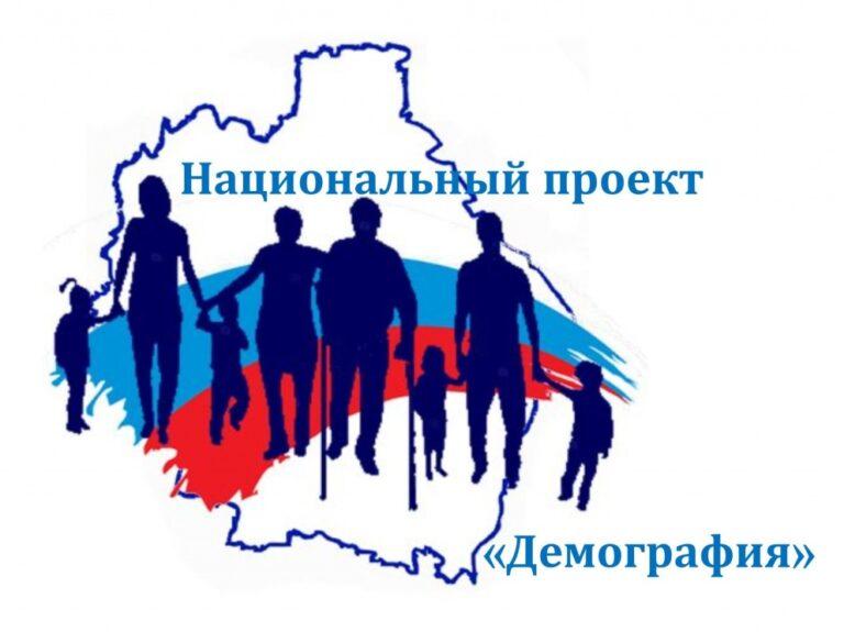 нацпроект ДЕМОГРАФИЯ