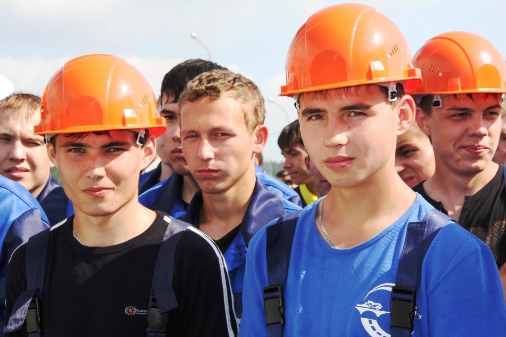 трудоустройство подростков