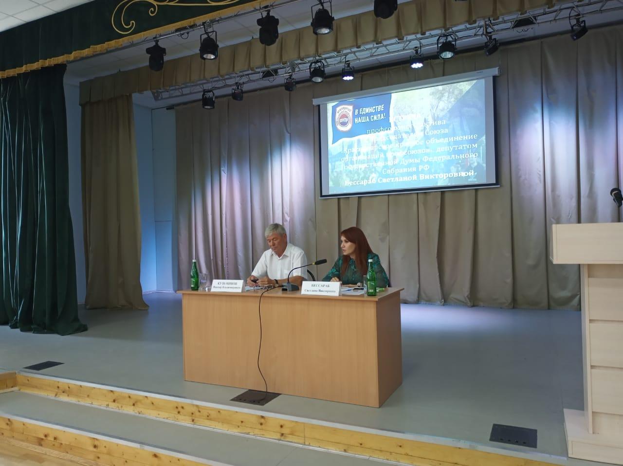 Отчет в Калининском районе