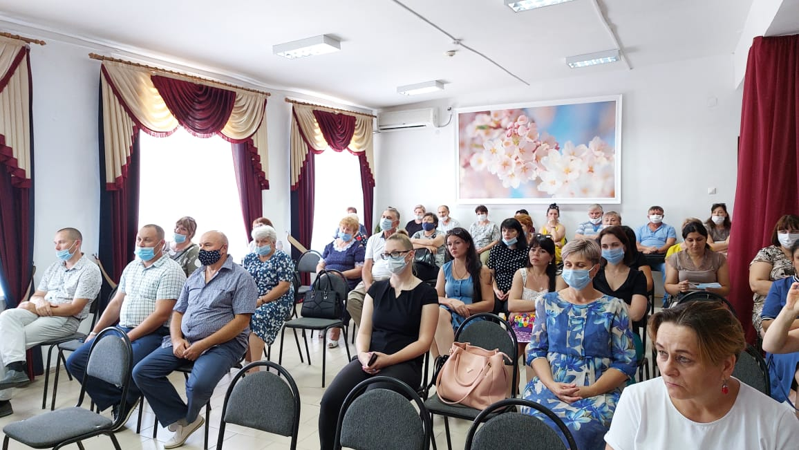 Встреча в Павловской 2